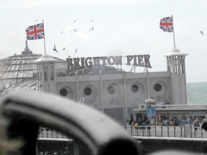 Brighton for your holidays